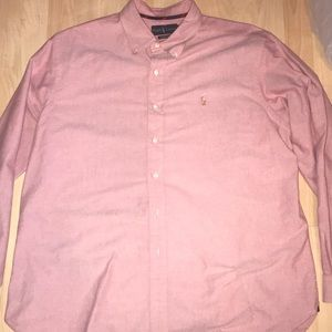 Men's XXL Polo by Ralf Lauren men's dress shirt